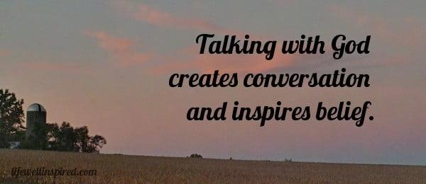 TalkingWithGod