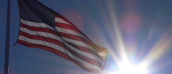 Pray for America- It's Our Task and Privilege